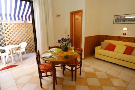 One room apartment -