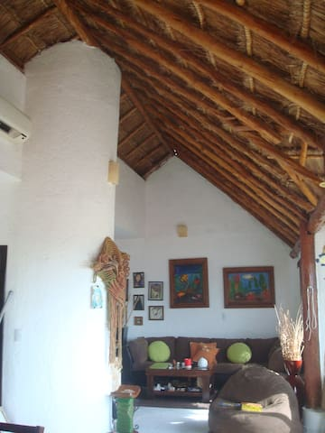 Beautiful Penthouse with ocean view - Puerto Morelos - Apartment