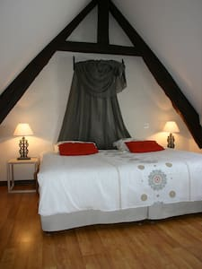 Mont Saint Michel Appart 2/4 pers - Saint-Marcan - Wohnung