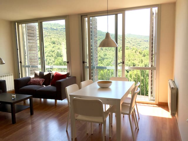 VILADOMIU A - El Guixaró - Lägenhet
