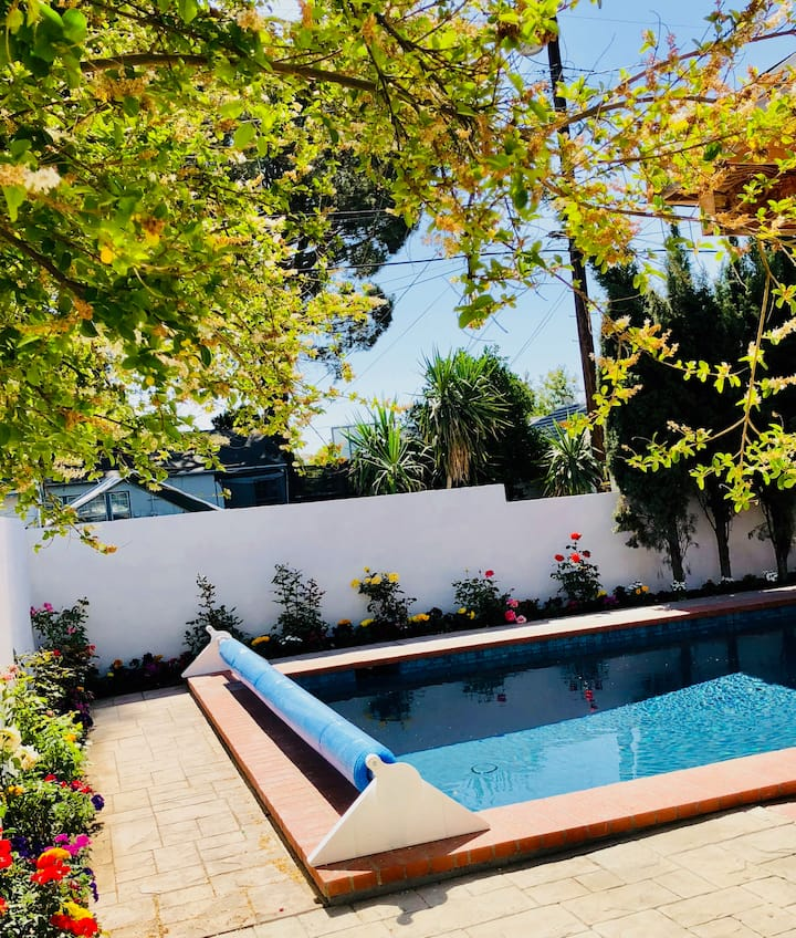 Our Safe  Valley Home and Pool