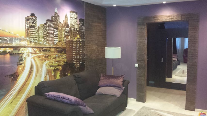 Expat-Owned Luxury Flat - Moscú - Apartamento