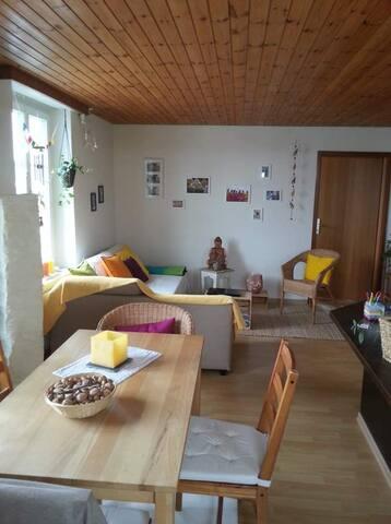 3-Zimmer Wohnung von Nov. - Jan.