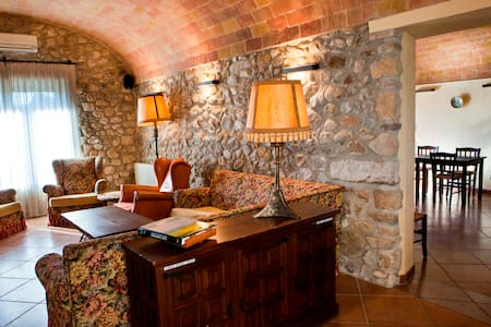 B&B , nice atmosphere, Dalí, countryside, Figueres - Vilanant