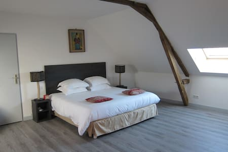 Chambre Lucy - Ajat - Bed & Breakfast