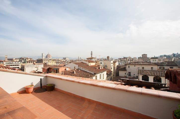 What a view in Florence heart! - Florence - Apartment