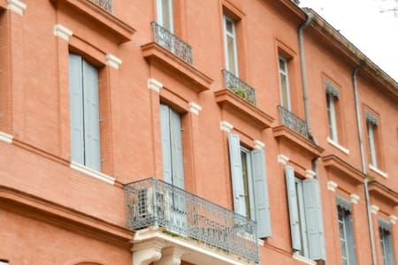 Appartement hypercentre Toulouse - Тулуза - Квартира