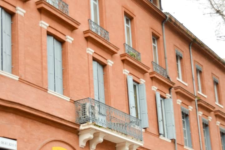 Appartement hypercentre Toulouse