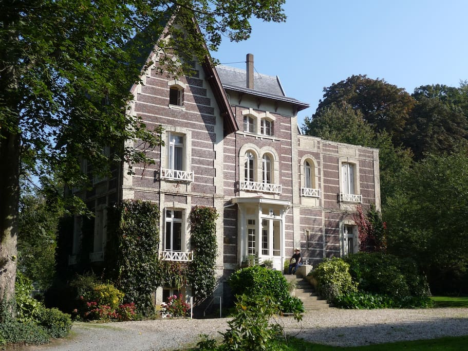Chalet du bel event guesthouse for rent in la chapelle for Chalet m bel pinie