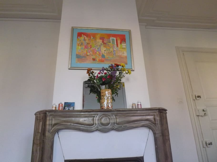 One of the main feature of the bedroom
