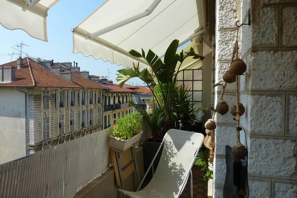 terrasse sur avenue mirabeau