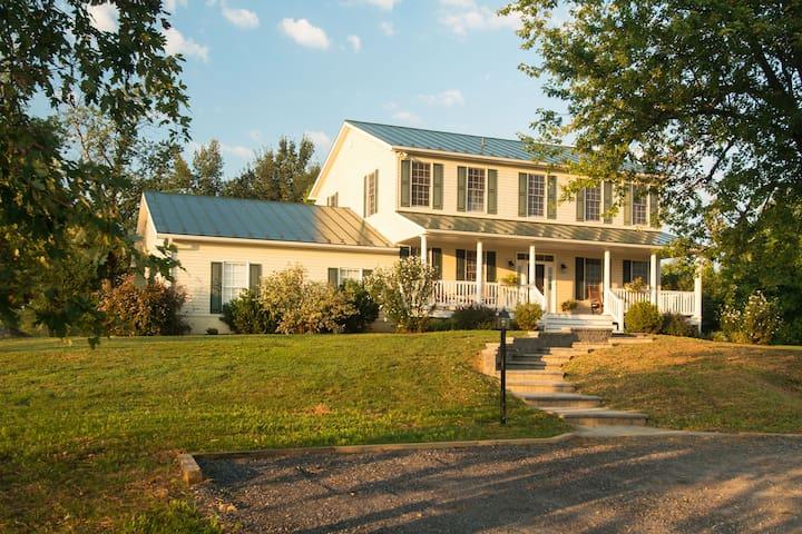 Hillbrook Farmhouse