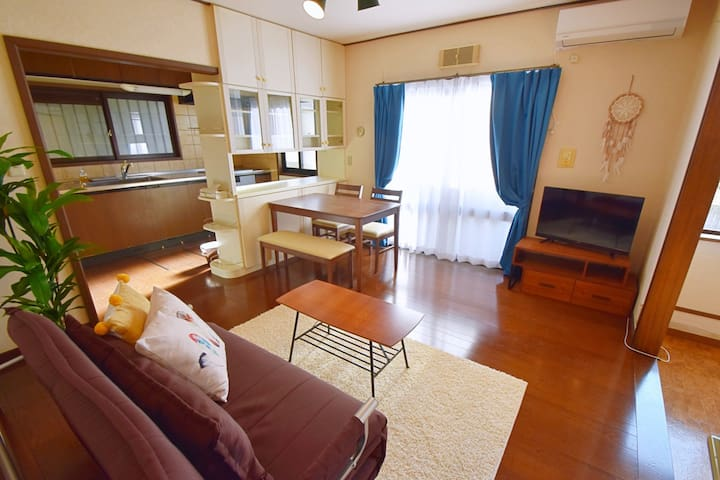 Detached house with Great Mt.Fuji view! MK156