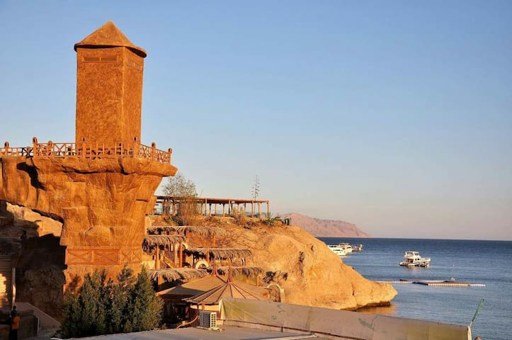 Chalet by the sea - Sharm El-Sheikh, Qesm Sharm Ash Sheikh, South Sinai Governorate, Egypt - Apartment