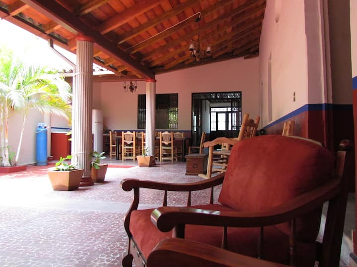 Casa de Huéspedes (Casa de Villa)