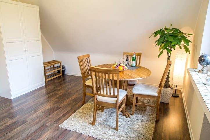 Moderne Wohnung für bis zu 4 Pers.