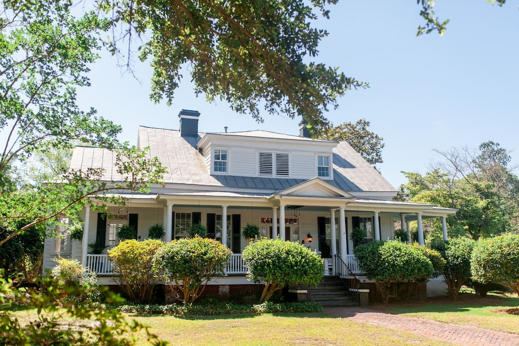 Welcome to the Historic White-Waring House.  This circa 1850's landmark has been restored to its original splendor in addition to adding  much needed modern amenities for the ultimate guest experience.