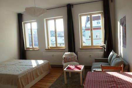 Wunderschönes Apartment in Erfurt - Erfurt - Apartamento