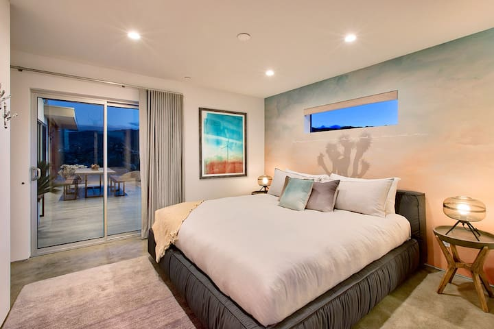 """Sunset"" Bedroom"