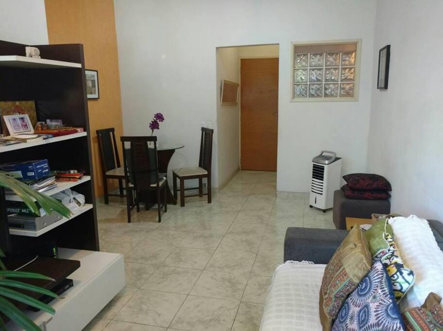 Sala de estar / jantar - Living room / Dining room