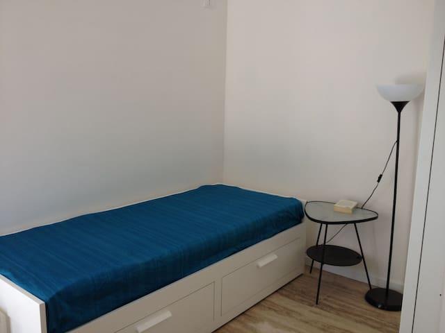 camera con letto estensibile