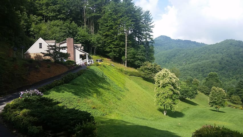 Angel's View in Cullowhee