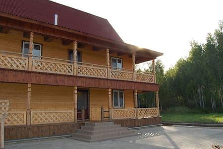 В Доме Охотников недалеко от Минска - Smaliavičy