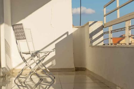 FULL Of LIGHT Apartment - Sea Of Galilee View! - Tiberias