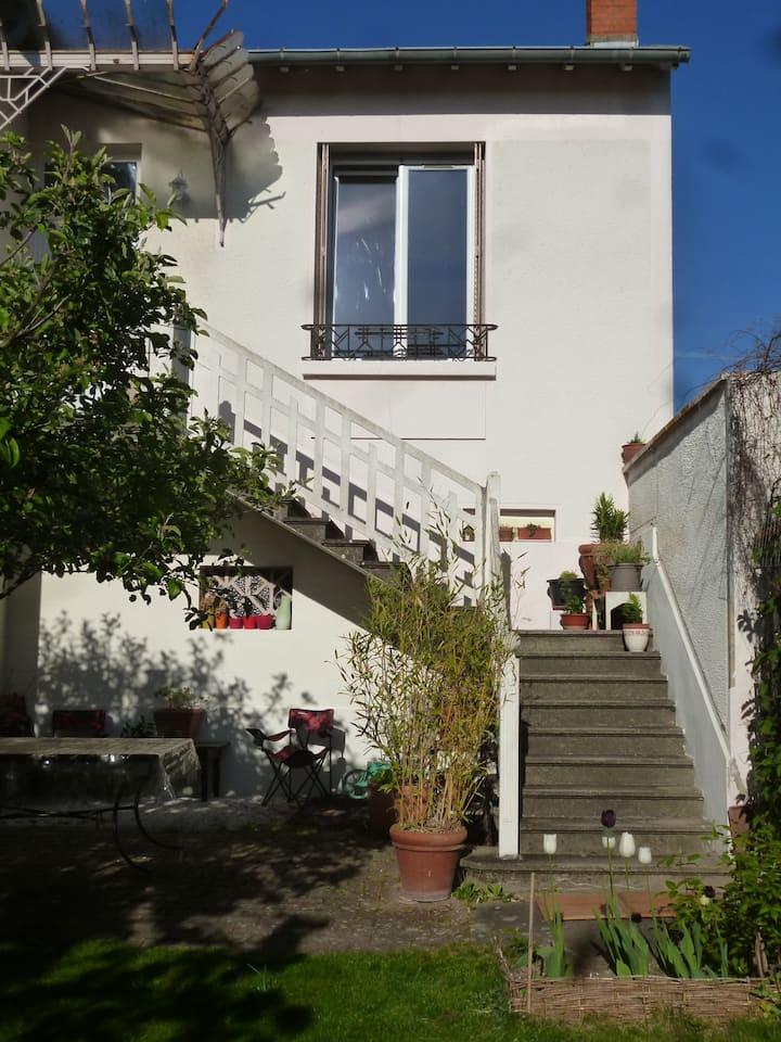 Appartement 35 m2 avec balcon