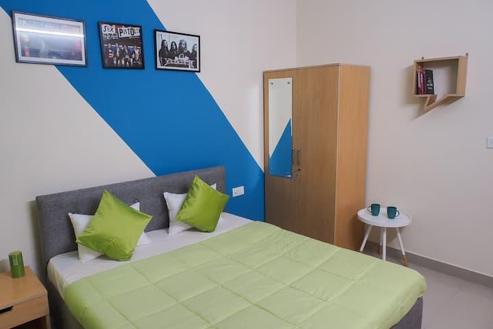 Single room in Basapura,Hosur Road