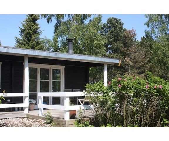 Sommerhus i Boeslum bakker - Ebeltoft