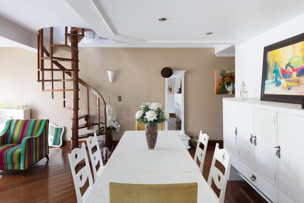 Jantar/Dining room