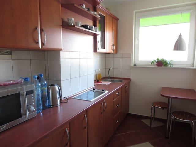 Beautiful sea side condo in Ustka - Ustka - Lägenhet