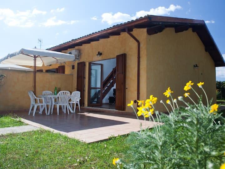 Casa Sabaudia Circeo 3