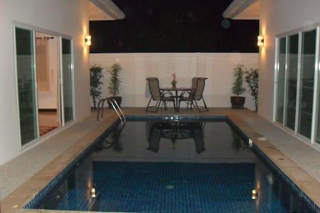 Cool Luxury 2 Bedroom pool villa