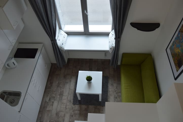 Cozy, Cental, Trendy Loft - Vilnius - Appartement