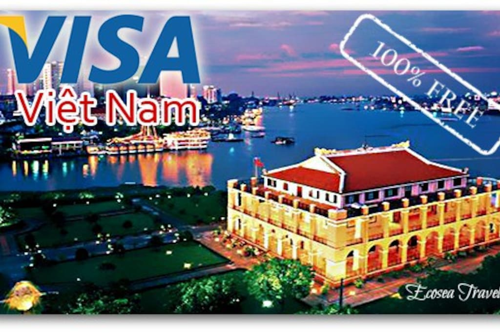 Free vietnam visa approve letter when book with us