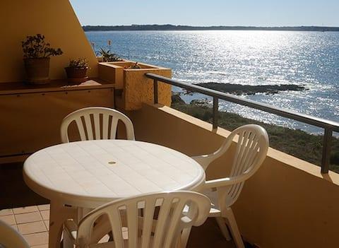 Apartamento con vistas a Ibiza y Es Vedrá