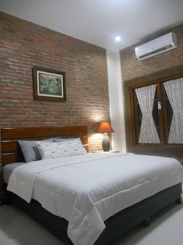 Green & Javanese at Cempaka Ayu - Bandar Lampung City - Bed & Breakfast