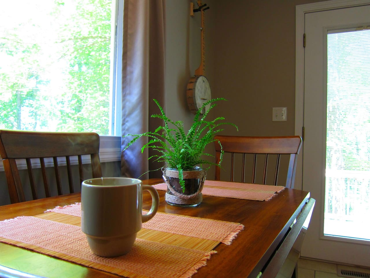 The Gatehouse is cozy and comfortable, a perfect starting point for adventure or relaxation