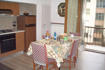 Nice apartment near Venice with free parking spot - Mestre