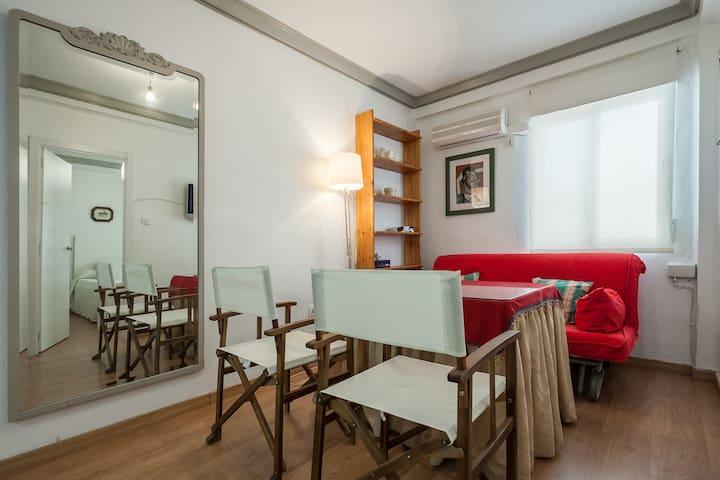 Bonito apartamento en el corazón de Los Remedios