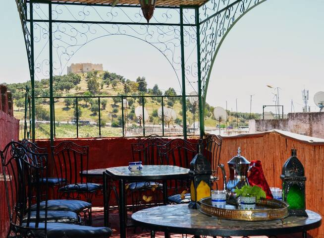 maison adam - Fes - Bed & Breakfast