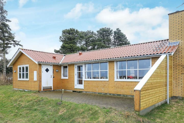 Enticing Holiday Home in Hirtshals near Beach