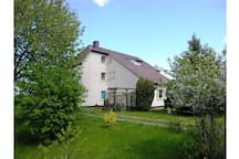 Holiday apartment with 4 bedrooms on 140m² in Swinoujscie