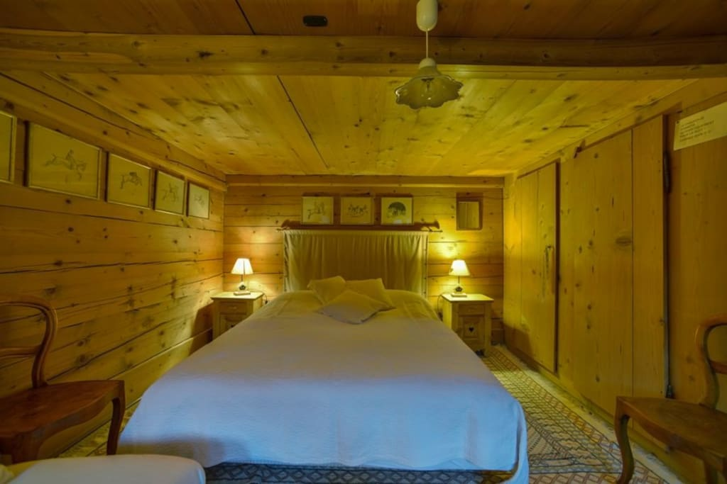 Chambre ''Crocus'' lit double