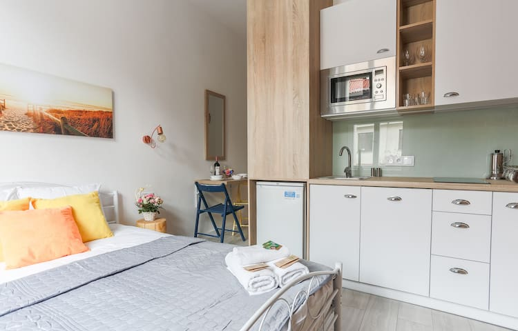 Simply Modern Apartment at the Old Town No 1