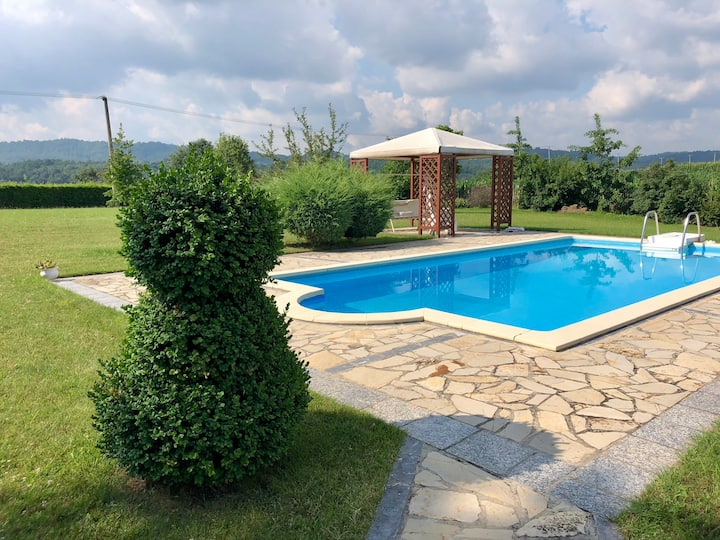 Beautiful ranch home in Serbia, village Gola Glava