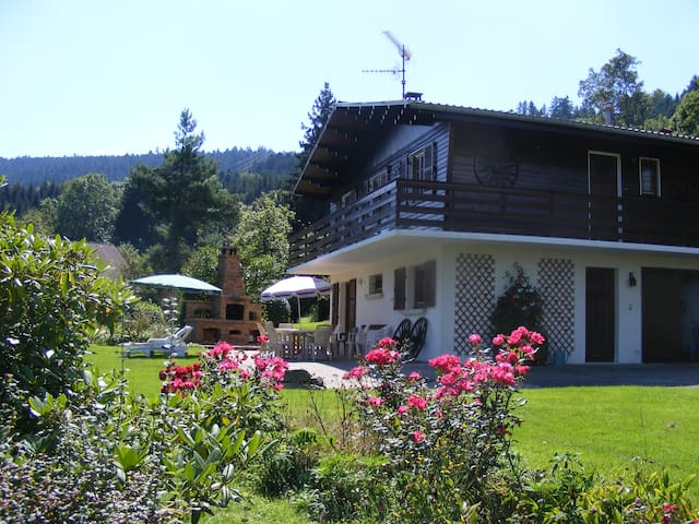 Peacful chalet - Anould - Haus