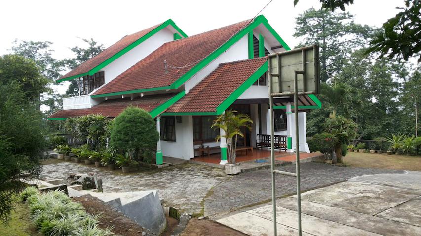 Rumah kebun Sastrohamidjojo (Lindam Restadhila) - Trawas - Ziemianka